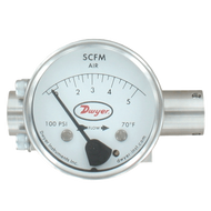Dwyer Instruments DTFF-1S-10O FIXORIF O/C 10GPH
