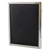 "Permatron EF2525-1, 25"" x 25"" x 1"" DustEater Easy Flow Permanent Washable Electrostatic Filter"