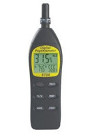 General Tools EP8709 Calibratable Multi-function Psychrometer