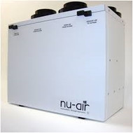 Nu-Air ES170-ERV, Energy Recovery Ventilator