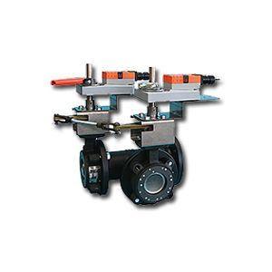 "Belimo F780-150SHP+GKX24-MFT-X1, 3-Way SHP BFV, 316SS Disc, 3"", CV 125/228 Seat Material RTFE ASME Class 150"