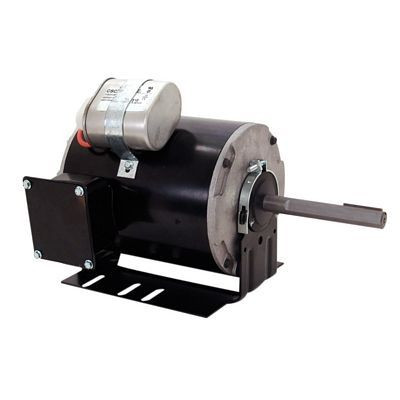 Century Motors FB1076 (AO Smith), 6 1/2 Inch Diameter Outdoor Ball Bearing Condenser Fan Motor 208-230/460 Volts 1075 RPM 3/4 HP