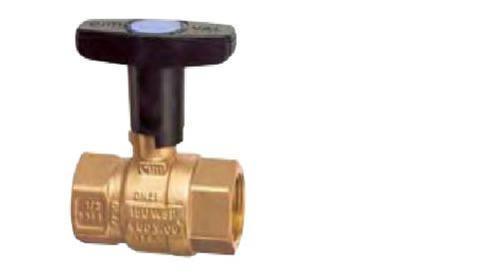 "Cimberio Valve FC1-NPT-1-630-11-24-24, standard isolation ball valve, ball valve with integral strainer, drain valve, 2 (24"") hoses"