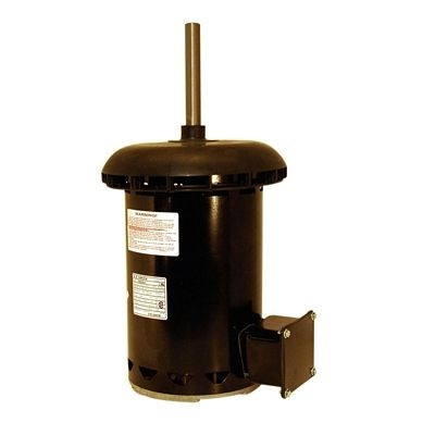 Century Motors FC1066F (AO Smith), 5 5/8 Inch Diameter Motor 200-230/460 Volts 1075 RPM