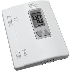 ICM FS1500VL, Garage Door Thermostat