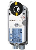 Siemens GEB1611U, OpenAir GEB Series Electric Damper Actuator, rotary, non-spring return, 132 lb-in (15 Nm), 24 Vac/dc, 0 to 10 Vdc control, 125 sec run time