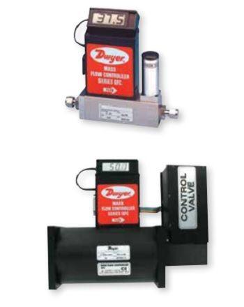 Dwyer Instruments GFC-2143 MFC SST N2 0-200L/MIN