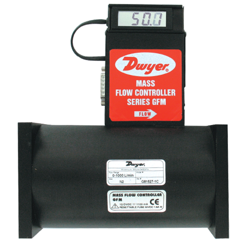 Dwyer Instruments GFM-2132 MFM SST N2 0-40 L/MIN