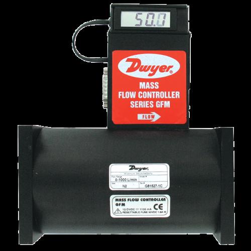 Dwyer Instruments GFM-2141 MFM SST N2 0-80 L/MIN