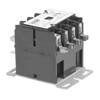 Fasco H440C, Contactor 4 Pole 40 Amps 208/240 Coil Voltage