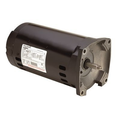 Century Motors H636 (AO Smith), Centurion Square Flange Pool And Spa Pump Motor 208-230/460 Volts 3450 RPM 1 1/2 HP