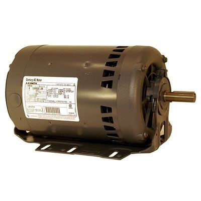 Century Motors H852L (AO Smith), General Purpose Motors 460/200-230 Volts 1725 RPM
