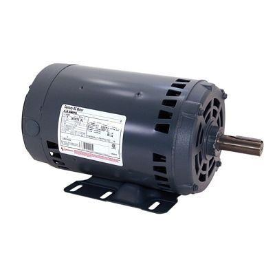 Century Motors H886L (AO Smith), Three Phase ODP Rigid Base Motor 460/200-230 Volts 1800 RPM 2 HP