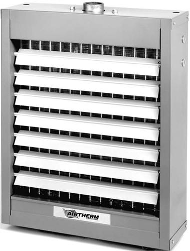 Airtherm HA-084B Steam/Hot Water Unit Heater, Horizontal Type