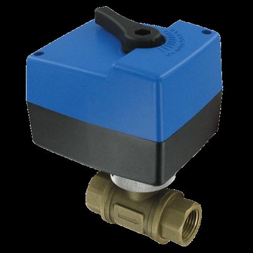 Dwyer Instruments HBAV0524 1-1/4NPT 24VAC MDLTG
