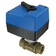 Dwyer Instruments HBAV0712 2NPT 120VAC FLTG