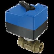 Dwyer Instruments HBAV0714 2NPT 24VAC FLTG