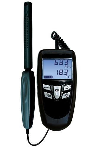 E Instruments HD 100S (16426), Thermo-Hygrometers