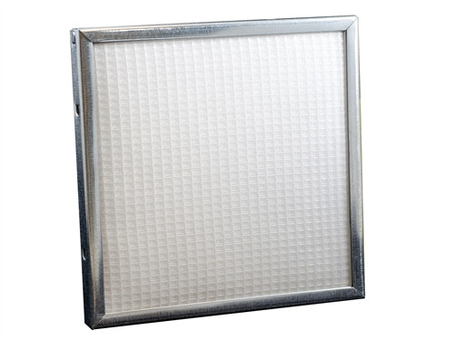 """Permatron HFA400-12, 1/2"""" Thick High-Efficiency Industrial Washable Electrostatic Filter 301-400 sq in"""