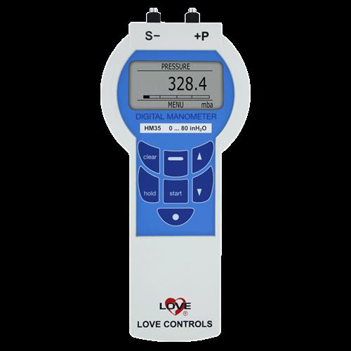 Dwyer Instruments HM3531DLH300 145PSI 2% DGTL