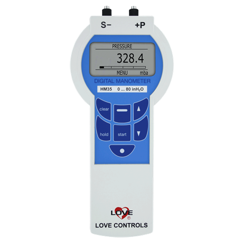 Dwyer Instruments HM3531DLJ300 29PSI 2% DGTL MA