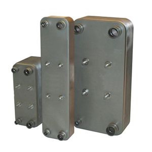FlatPlate HP4W-XP, Brazed Plate Heat Exchanger