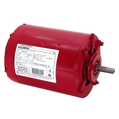 Century Motors HW2014L (AO Smith), Century And Universal Electric Hot Water Circulator Pump Motor 115 Volts 1800 RPM 1/6 HP