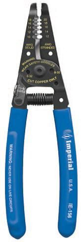 Imperial Stride Tool IE-156 (Milbar 56E), Super Stripper - 10-20 AWG
