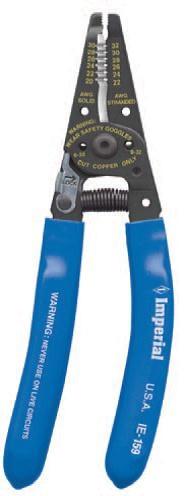 Imperial Stride Tool IE-159 (Milbar 66EB), Super Stripper, Ergonomic 20-30 AWG