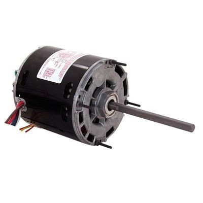 Century Motors 150A (AO Smith), 5 5/8 Inch Diameter Stock Motor 208-230 Volts 1075 RPM 3/4 HP