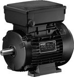 Lafert Motors LM71S2-230, SINGLE PHASE MOTOR LM71S2  075 HP 230V - 3600RPM