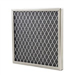 "Permatron LR-1_650sqin, Custom 1"" LifeStyle Plus Low Resistance Permanent Washable Electrostatic Filter < 650 sq in"