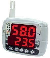 General Tools LTH8809DL Data Logging Temperature-Humidity Monitor