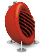Stadler Form M-005, MAX Fan Heater, Red