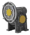 Lafert Motors MI40FP10P14/105-B18, RIGHT ANGLE GBX 10:1 RATIO BORE=18MM