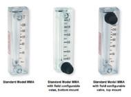 Dwyer Instruments MMA-37 20-200 CC/MIN WATER