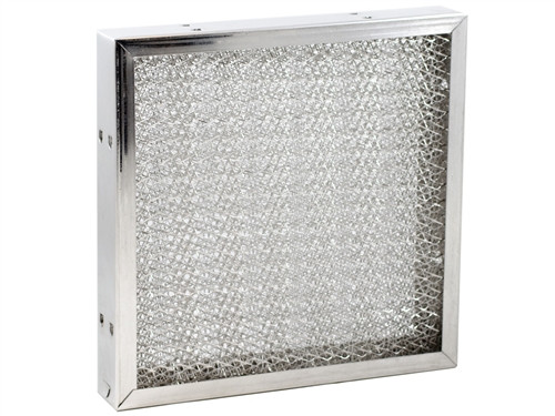 """Permatron MMA200-1, Custom 1"""" Aluminum Mesh Filter 101-200 Sq In"""