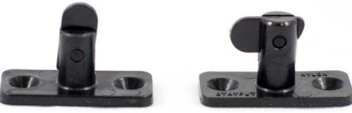 Permatron MOUNTKIT-S100, 100 Single Mount Clips & Screws