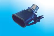 Movex AGPS 100T, Exhaust Nozzle