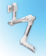 "Movex MEV 1300-75, MEV Series 50"" Wall Mountable Extraction Arm with Bracket"