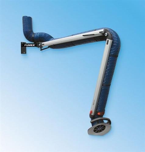 Movex PR 3000-125, PR Series 10' Fume Extractor Arm