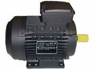 Lafert Motors MS132SC6-460, 400 HP 460V COMPACT BRAKE MOTOR - 1200RPM