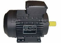 Lafert Motors MS71L2-460, 10HP  460V COMPACT BRAKE MOTOR - 3600RPM