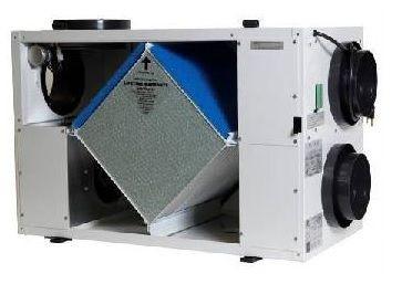 Nu-Air NU165-HRV, Heat Recovery Ventilator