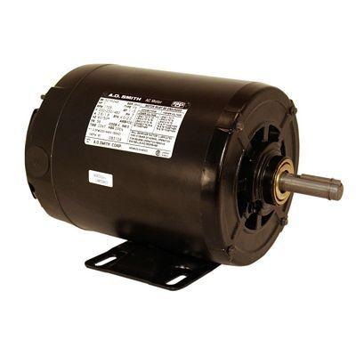 Century Motors OB3204V1 (AO Smith), Three Phase ODP Rigid Base Motor 200-230/460 Volts 1800 RPM 2 HP
