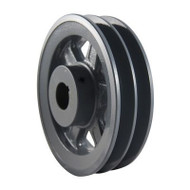 "Packard P2BK28118, Two Groove Pulleys For 4L Or A Belts And 5L Or B Belts 295"" OD 1 1/8"" Stock Bore"