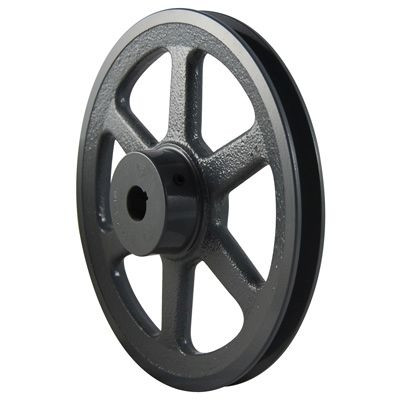 """Packard PAK5634, Single Groove Pulleys For 4L Or A Belts 545"""" OD 3/4"""" Stock Bore"""