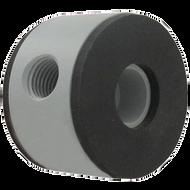 Dwyer Instruments PE-L-1 PVC ORIFICE PLATE FLMTR