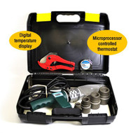 Pipe Fuser TK-300, Socket Fusion Tool Kit