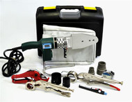 Pipe Fuser TK-310, Socket Fusion Residential Tool Kit